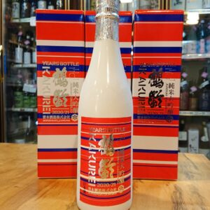 鶴齢 Years Bottle 2020/21 純米大吟醸