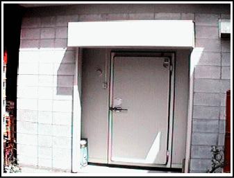 3坪冷蔵倉庫