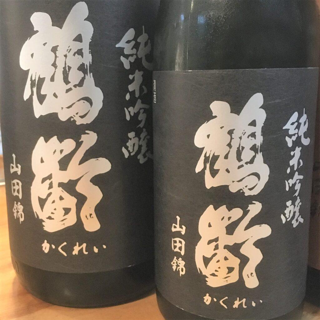 鶴齢 山田錦 50%精米