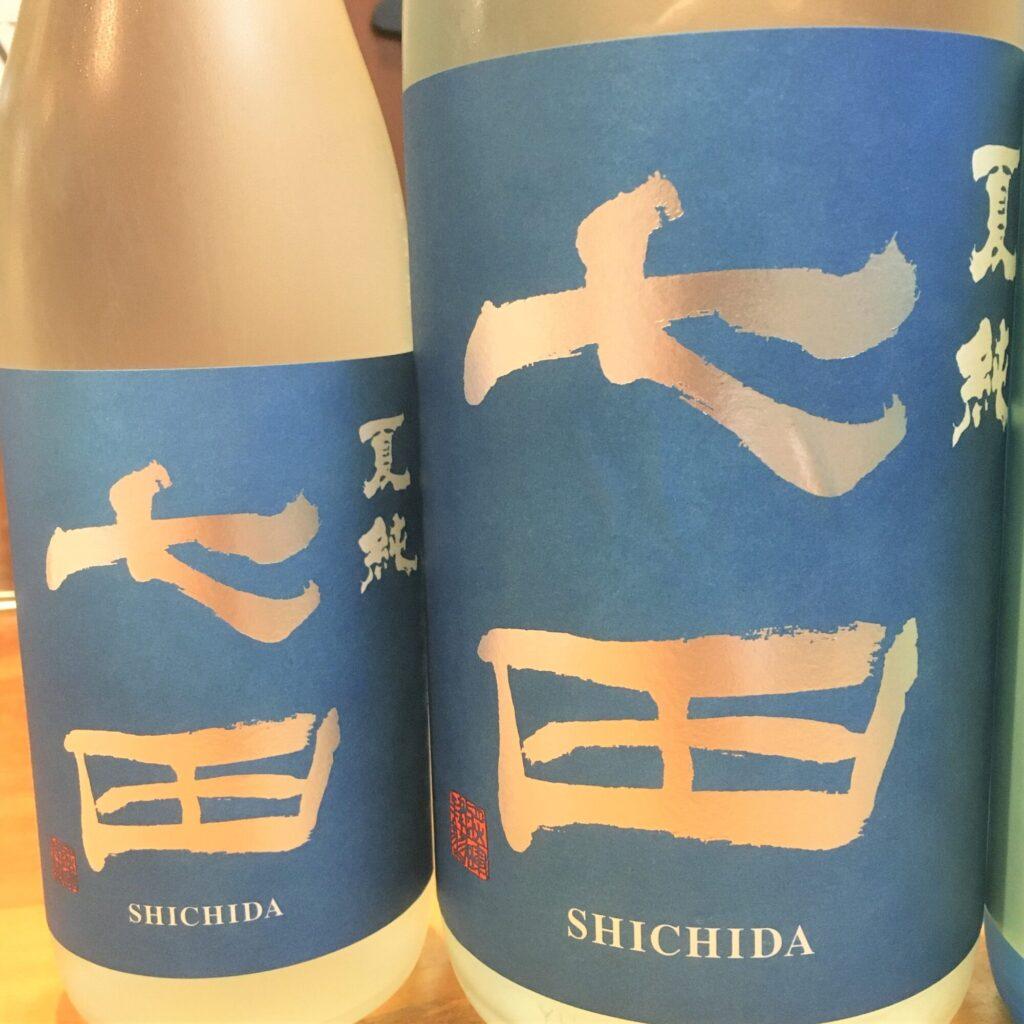 七田 夏純 純米酒