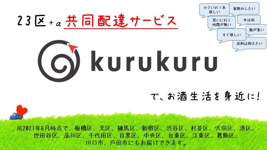 kurukuru デリバリー