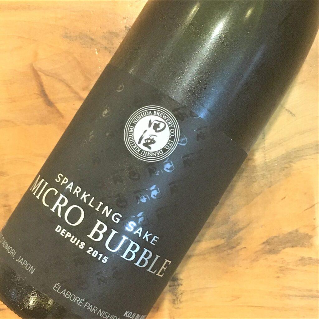 田酒(でんしゅ)Micro bubble 白生
