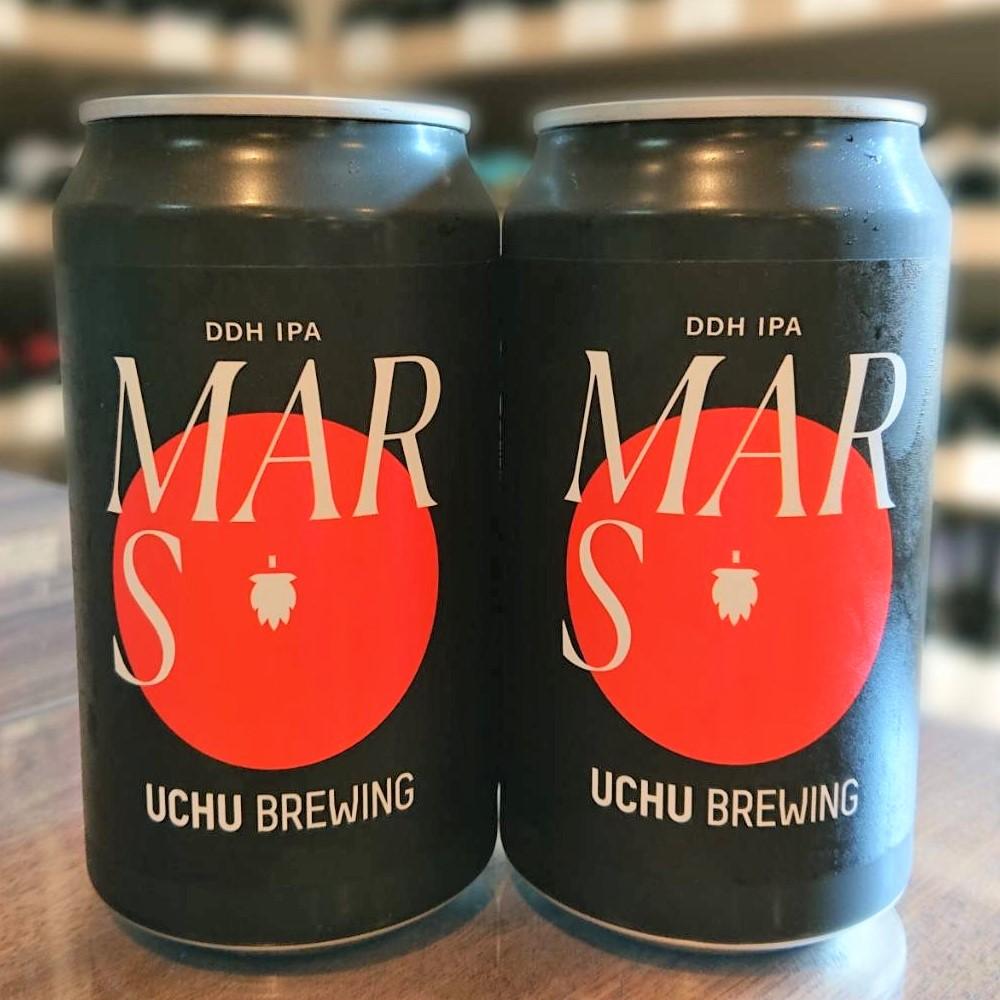 山梨 うちゅうビール MARS(まーず)